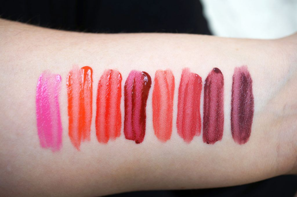 Beauty New Giorgio Armani Lip Magnets