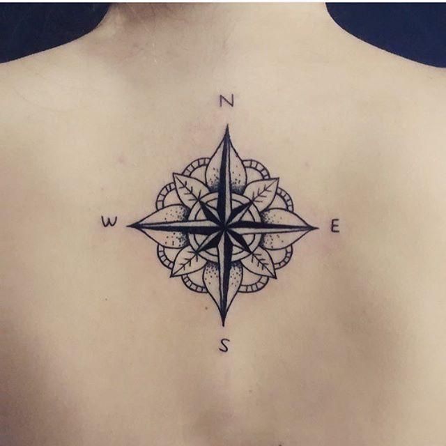 Ich habe das Tattoo geliebt