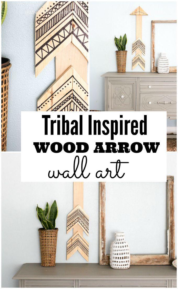 Tribal Arrow Wall Art Arrow Wall Art Home Decor Diy Room Decor