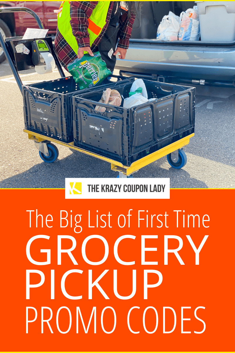 Pin on Grocery Pickup & Food Delivery