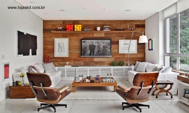 Sala de estar estilo Contemporáneo