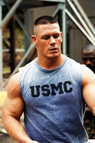 nice John Cena Hairstyle, Haircut Name Photo