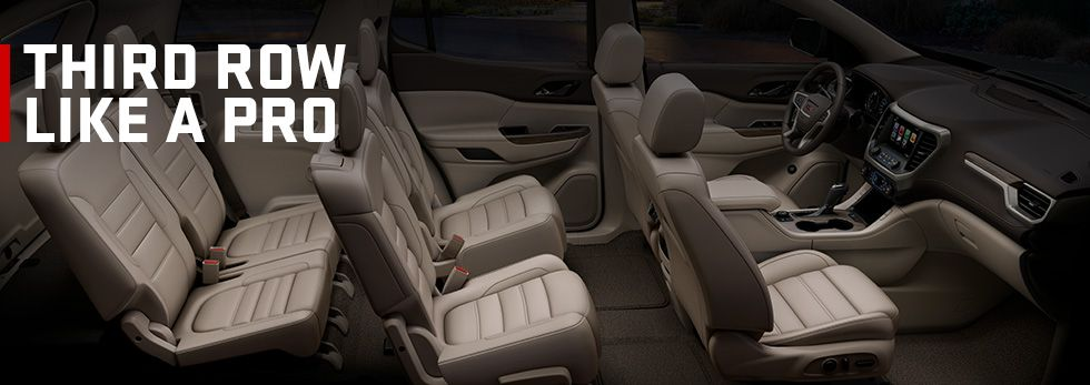 Explore The 2017 Gmc Acadia Family Of Vehicles And Discover Which Mid Size Suv