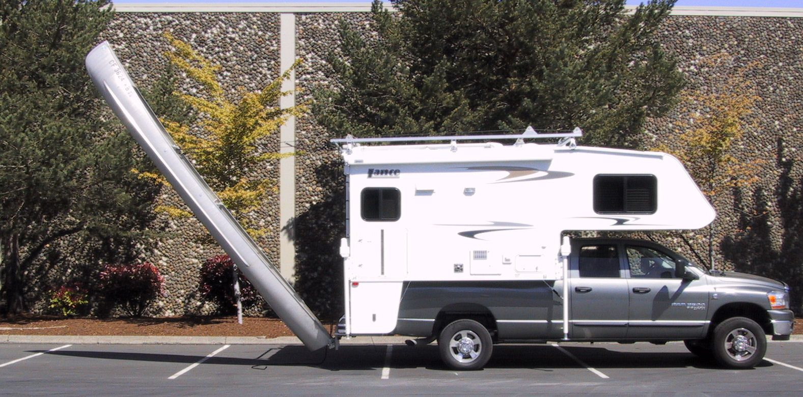 RV.Net Open Roads Forum: How do you install your canoe on