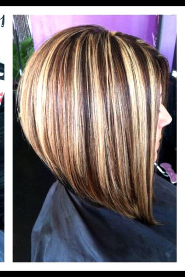 Stacked Hairstyles For Medium Length Hair Haircut Ideas