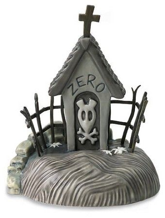 Nightmare Before Christmas Houses.Wdcc Disney Classics The Nightmare Before Christmas Zero S