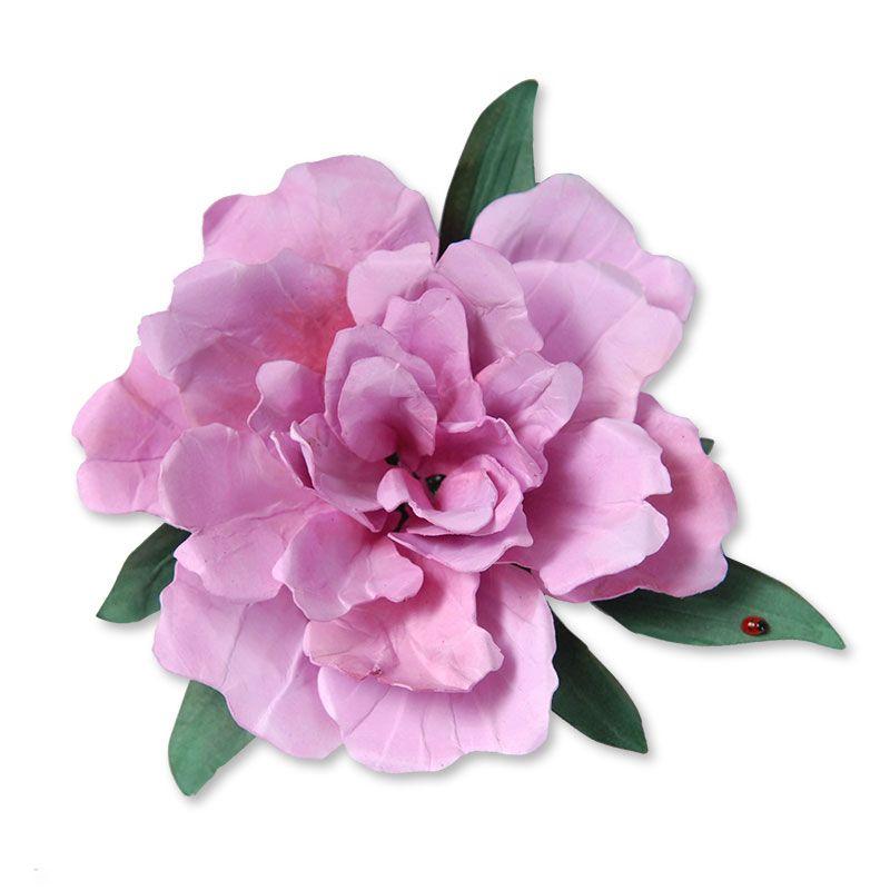 Sizzix - Susan's Garden Collection - Bigz Die - Flower ...