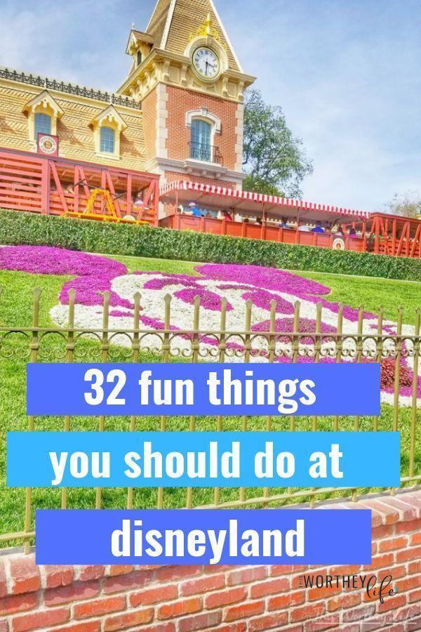 Photo of Disneyland Dinge zu tun und zu entdecken: 32 lustige Ideen