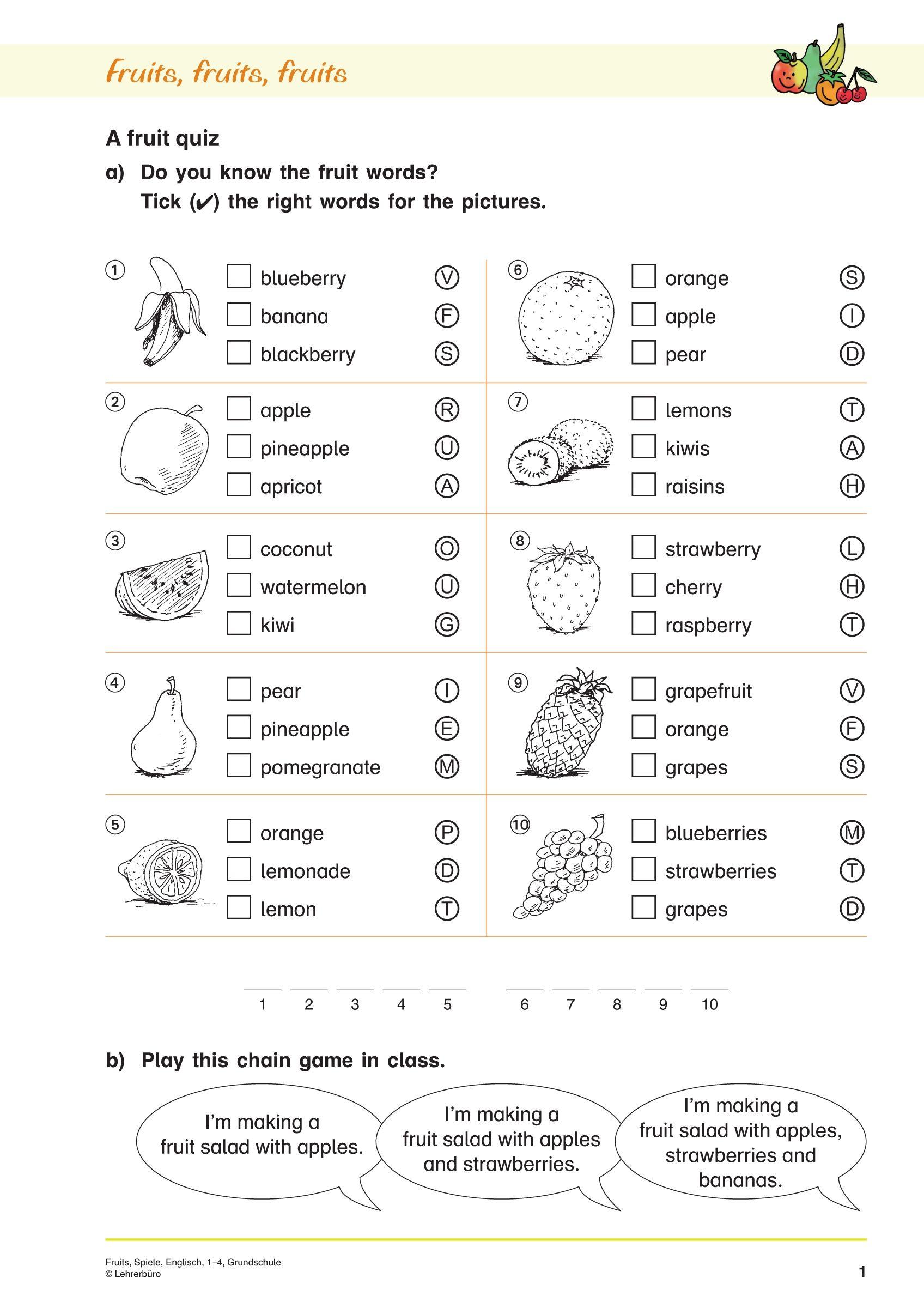 27 Englisch 1 Klasse Gymnasium Arbeitsblatter