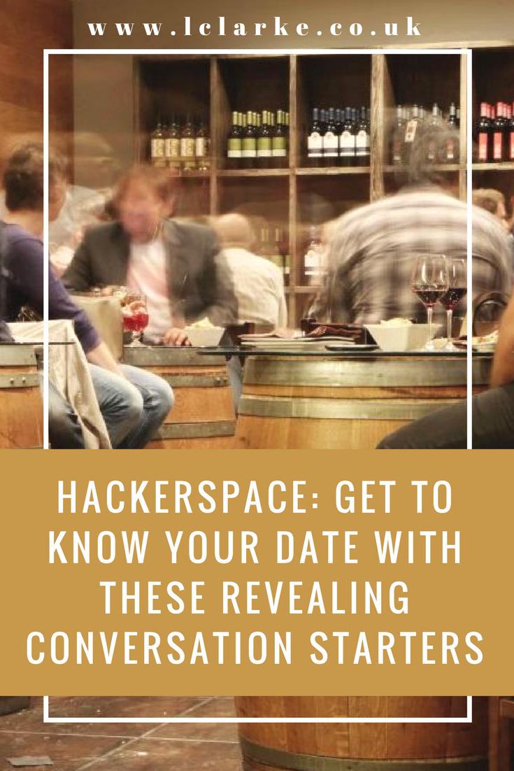 Dating small talk ideas