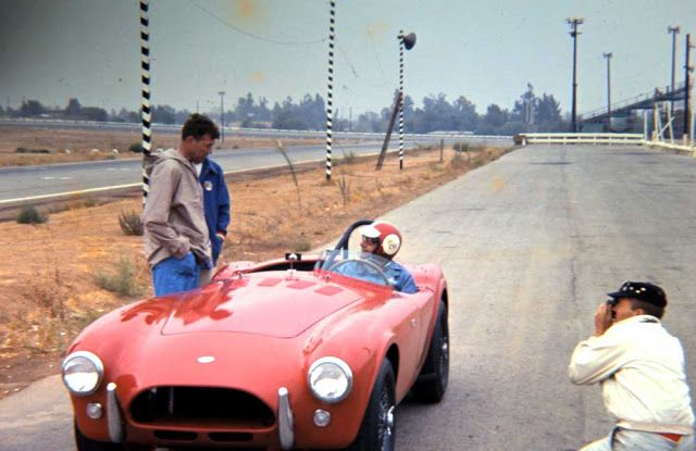 In 1961 And Out Of Racing Shelby Pursued Another Career And Opened
