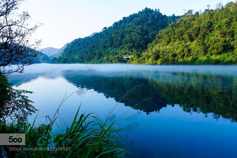 Mirror  by annaking484 #landscape #travel