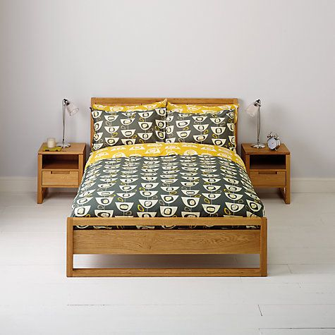 john lewis seedheads duvet cover and pillowcase set. Black Bedroom Furniture Sets. Home Design Ideas