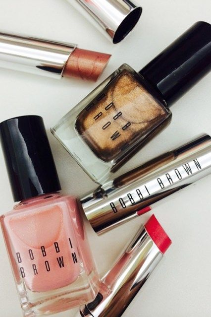 Nude Year, Nude You: Bobbi Brown Nude Glow Make-Up Collection (Vogue.com UK)
