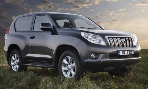 Toyota LandCruiserporte Il SUV Dai Bassi Consumi Nella Versione - Suv 3 portes