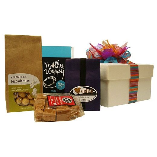 Gluten free gift box bestow auckland nz gourmet gifts gift baskets hampers cupcakes and flowers bestow kohimarama auckland negle Gallery