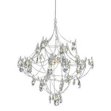 Crystal galaxy chandelier edge lighting at lightology lighting crystal galaxy chandelier edge lighting at lightology aloadofball Choice Image
