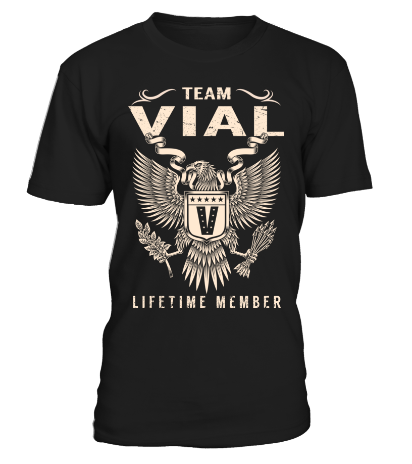 Team VIAL - Lifetime Member