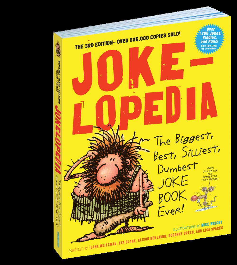 Jokelopedia in 2020 Book jokes, Jokes and riddles, Jokes