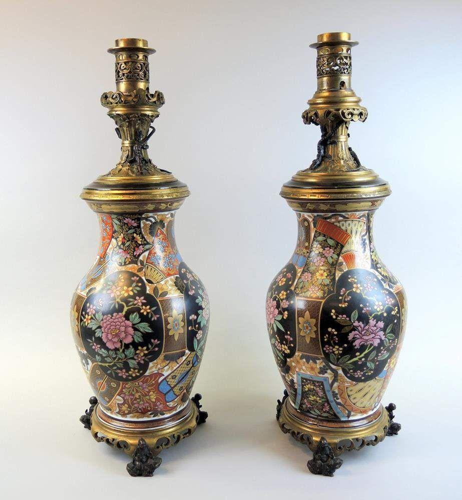Große Vasen paar große vasen als len montiert china paar große vasen als