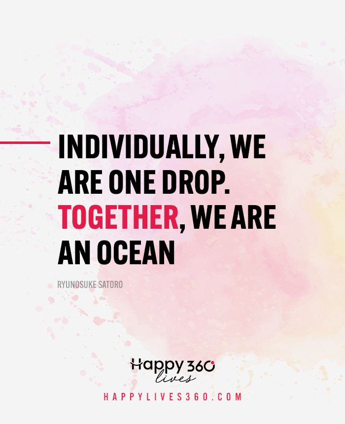 80+ Happy Working Together Quotes As A Team Spirit