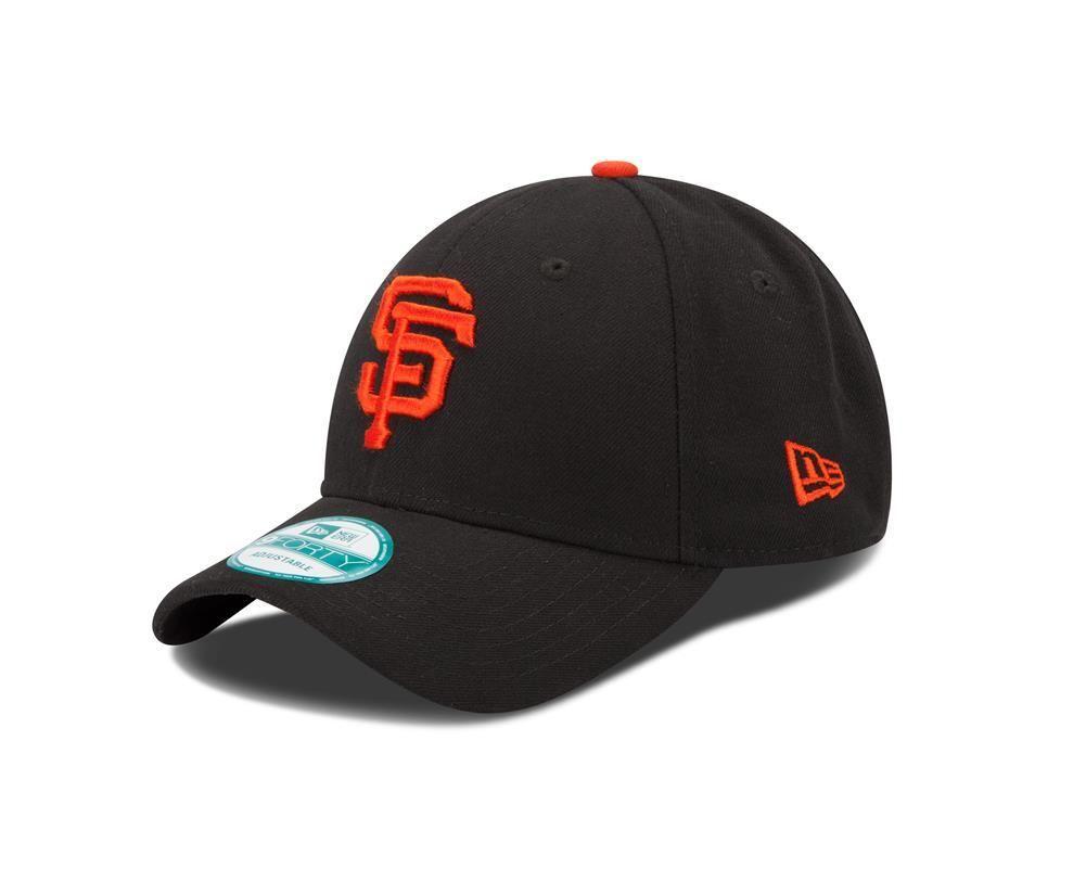 ff6a15f1f1f89 San Francisco Giants Youth Cap New Era Junior League 9FORTY Hat ...