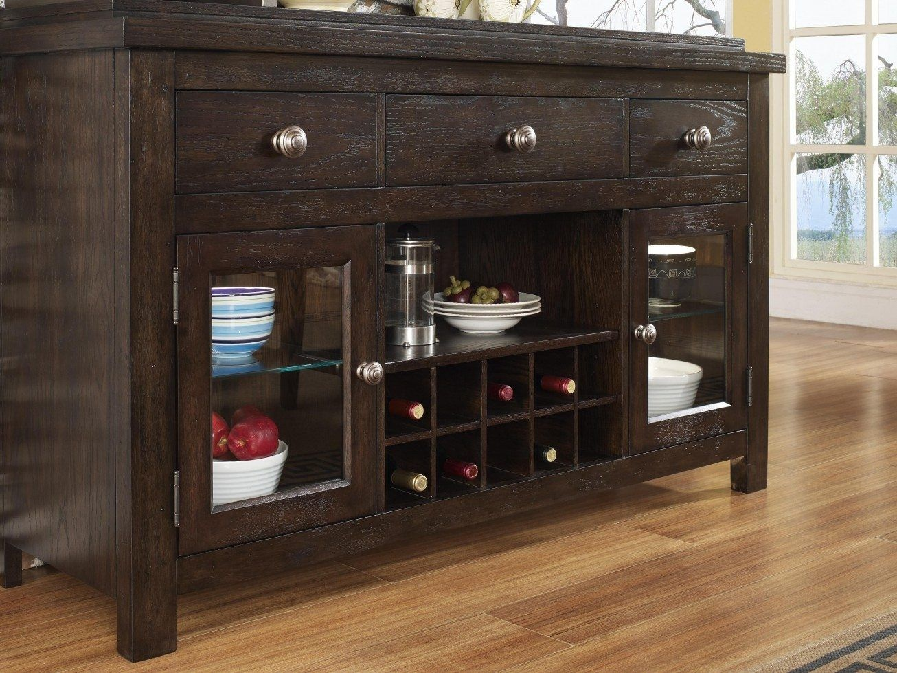 Diy Kitchen Island Buffet Table By Liza Tables