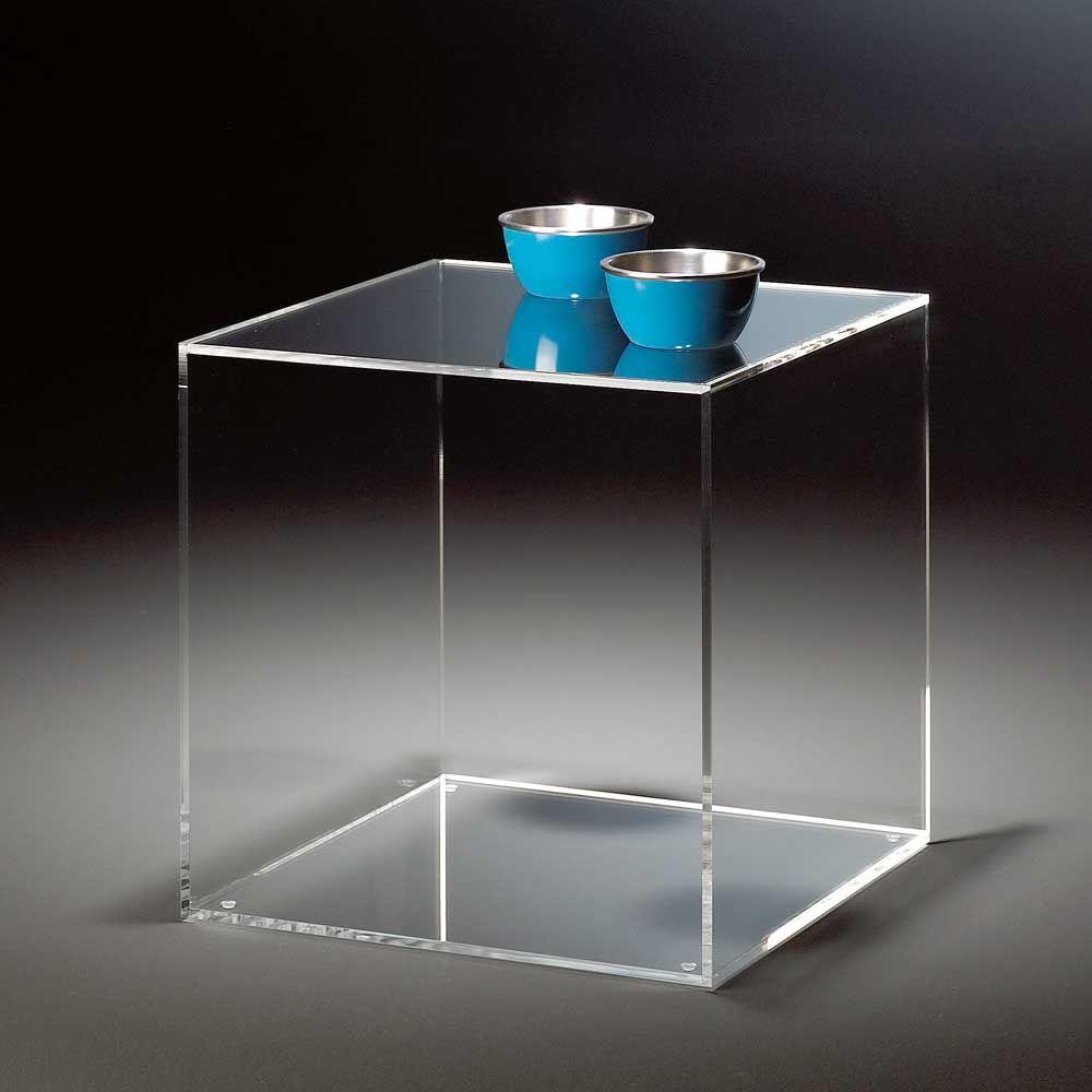 Würfel Beistelltisch Aus Acrylglas Modern Jetzt Bestellen Unter:  Https://moebel.ladendirekt