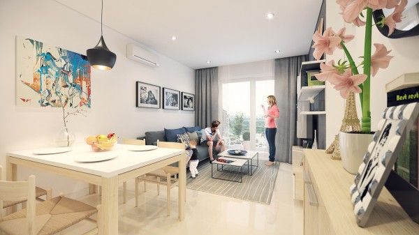 Small Open Plan Home Interiors Open Concept Living Room Open