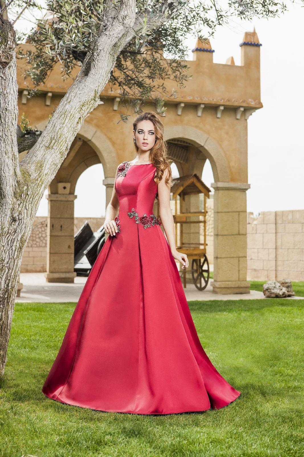Xm vestidos madrina