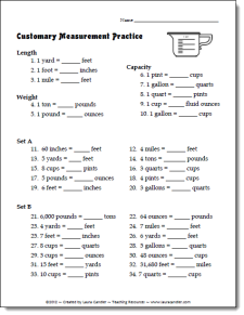 Units of Measurement: Metric Length | Worksheets, Math and School