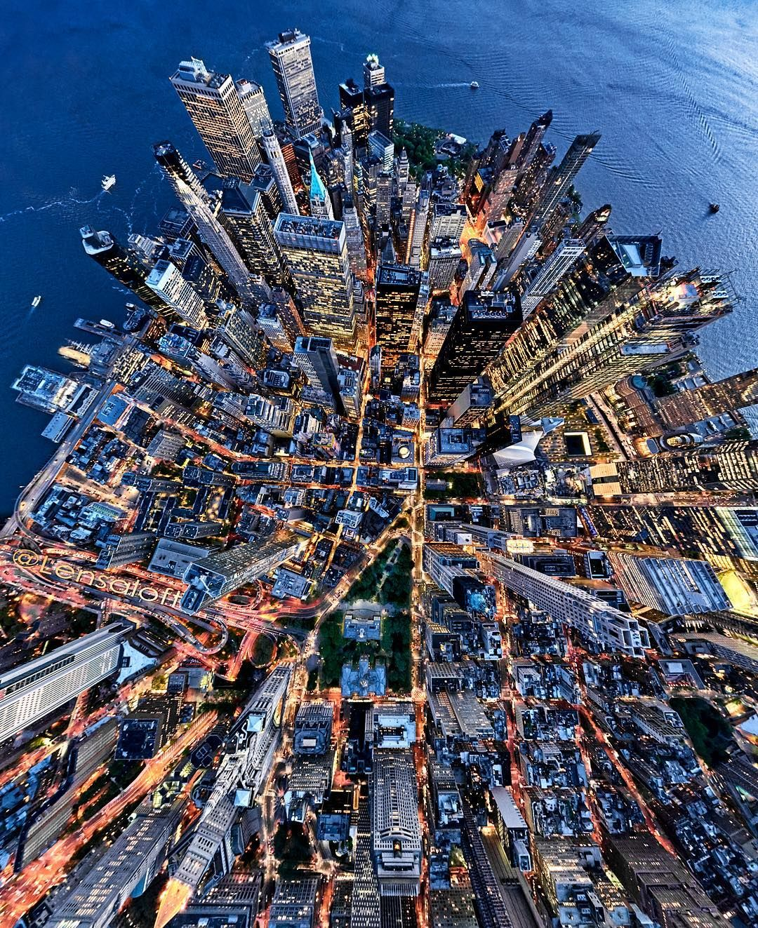 New York Bilder New York From Above Spectacular Aerial Photography By Andrew