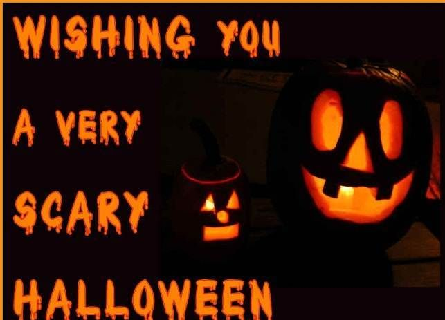 Exceptionnel Wishing You A Scary Halloween Halloween Happy Halloween Halloween Quotes  Halloween Quote Happy Halloween Quotes