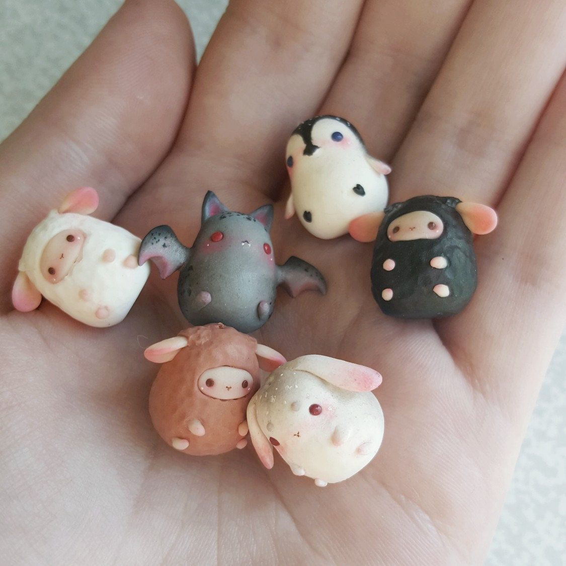 Photo of ClayCreationsForEver shared a new photo on Etsy