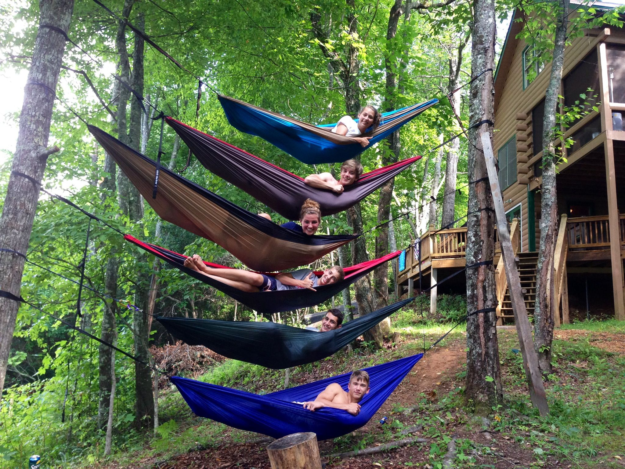 Eno Hammocks Are Available At Blue Ridge Mountain