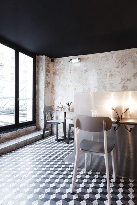 Paris New York Restaurant Paris Diseno De Interiores