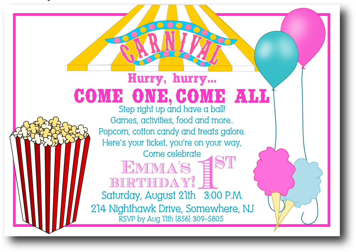 86 best Party Invites images – 11th Birthday Invitation Wording