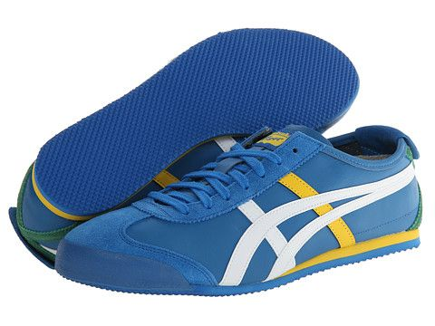 asics tiger mexico 66 blue