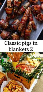 Photo of Classic pigs in blankets 2-Classic pigs in blankets 2  Every…