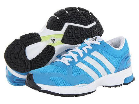 separation shoes 01d3f 2c999 adidas Running Marathon 10 NG Solar Blue - Zappos.com Free Shipping BOTH  Ways
