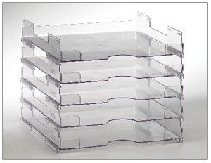 12x12 Stackable Trays 12x12 Paper Craft Storage Furniture Suppliers Craft Storage Boxes Office Storage Furniture Uk
