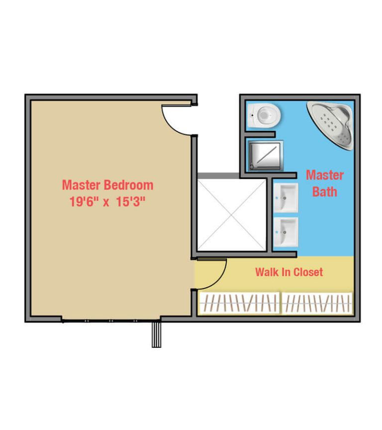 Master Bedroom Plans With Bath And Walk In Closet New House Design In 2020 Master Bedroom Plans Master Bedroom Layout Master Closet Layout