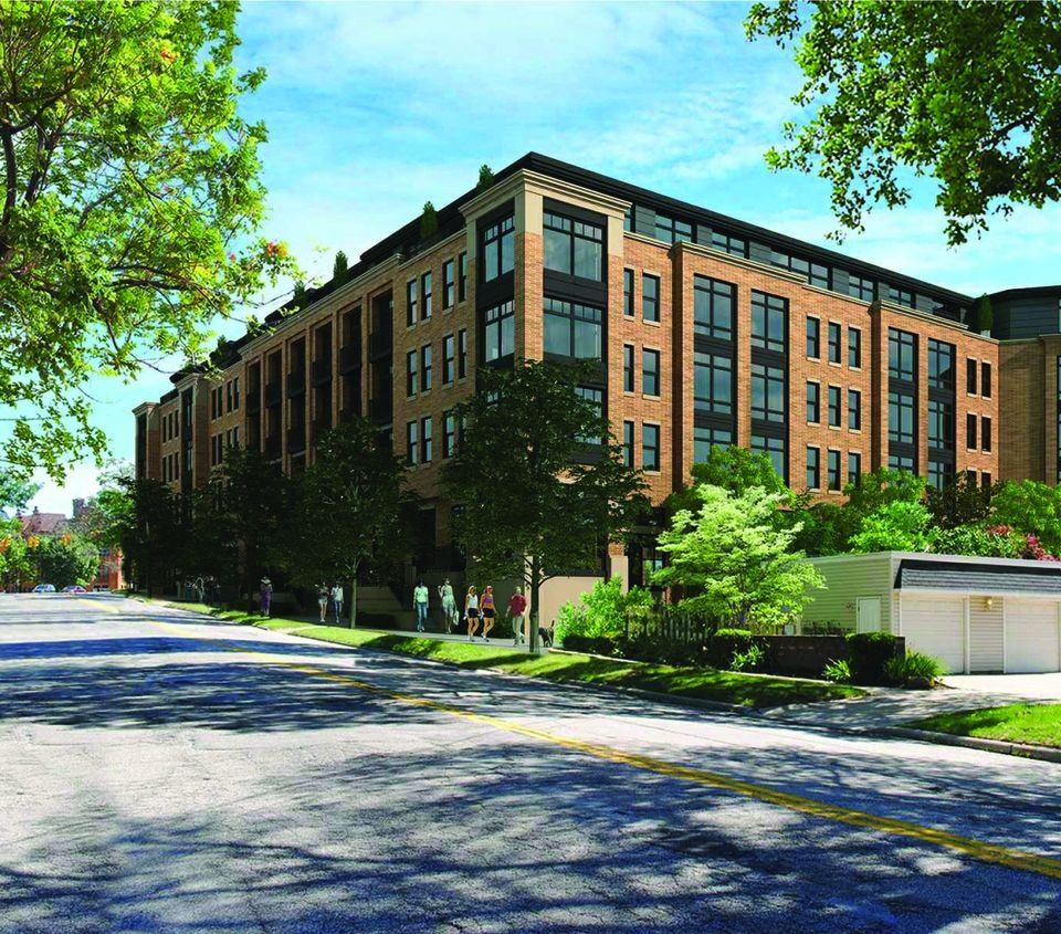 Plans Adjusted For Franklin Circle Apartments Project In