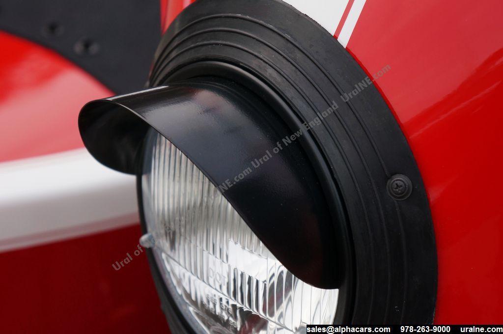 Photo of Headlight Visor – Raceway Ural