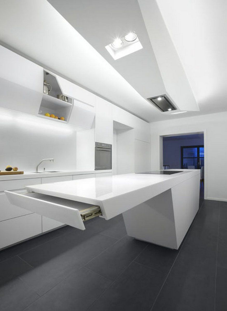 Minimal Kitchen Design   Kitchen   Pinterest   Cocinas, Diseño de ...