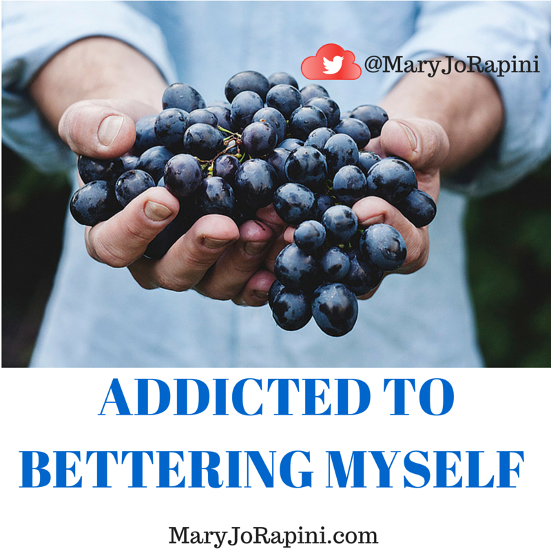 #ThursdaySoulIntention: life is better when you addict to bettering yourself! http://www.maryjorapini.com/2016/04/21/investing-your-time-and-effort-into-a-healthy-lifestyle-makes-everything-better/  #SelfWorth #ThursdayMotivation #HealthyLifeStyle