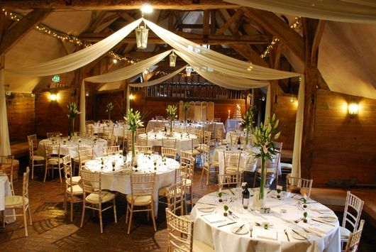 Beautiful Barns Wedding Venues For S On A Budget The
