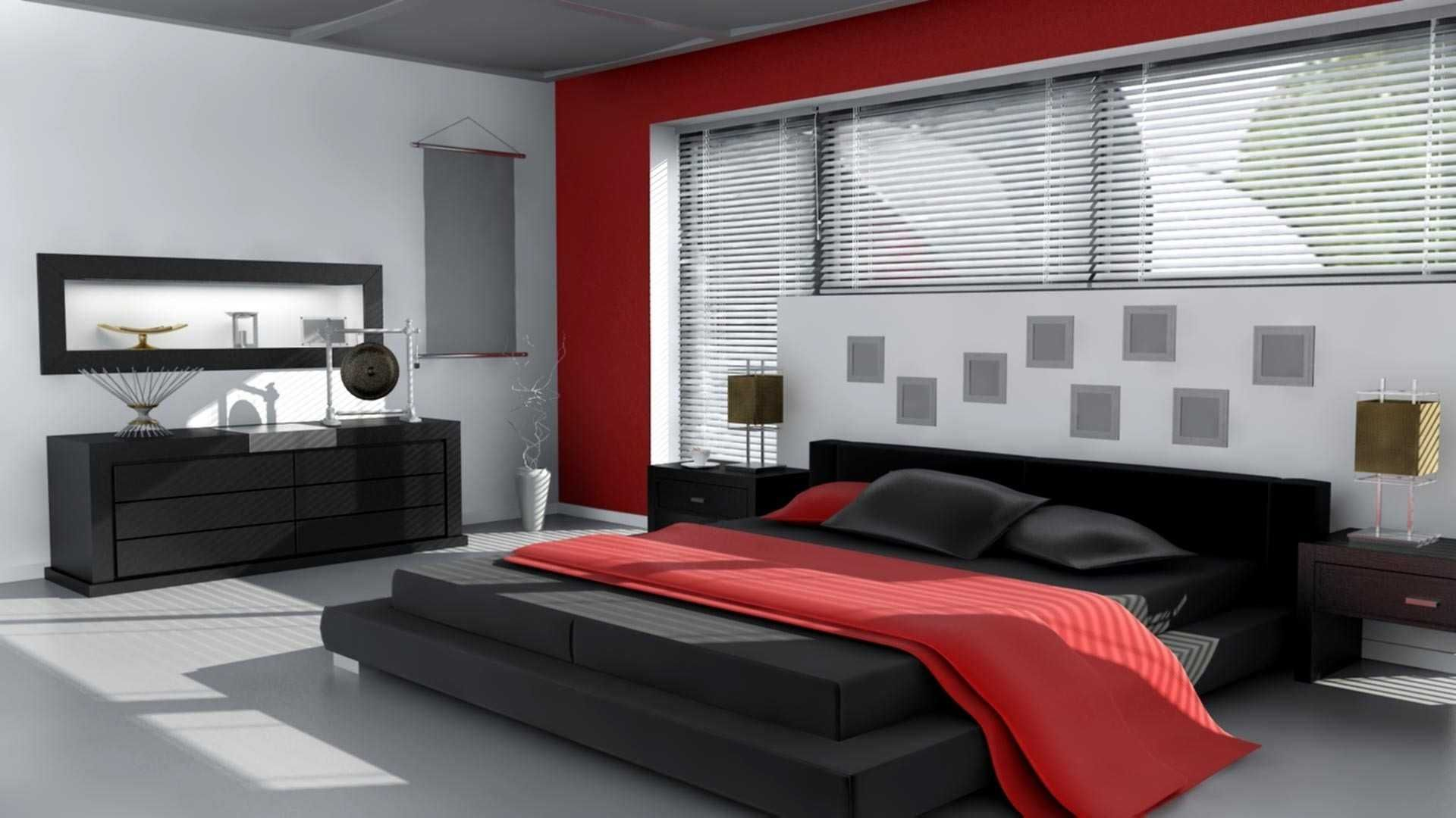 Bedroom Decorating Ideas Red And Gray Bedroom Red Modern Bedroom Decor White Bedroom Decor