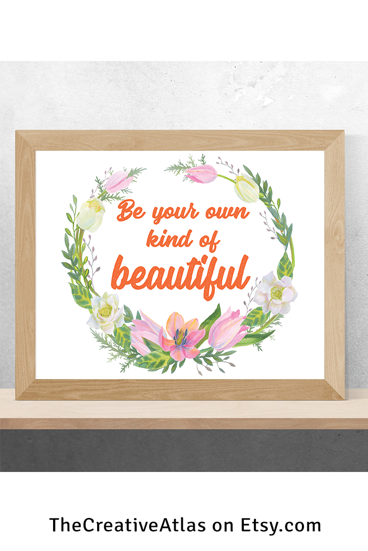 inspirational pictures for office. Watercolor Floral Printables, Flowers, Etsy, Living Room Wall Art, Horizontal, Motivational Inspirational Pictures For Office