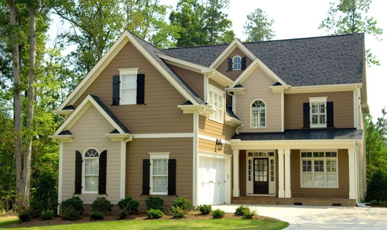 Most popular house paint colors exterior image search for Popular vinyl siding colors